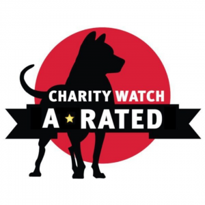"""""""A"""" Top-Rated Earned from CharityWatch"""