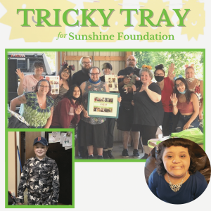 Tricky Tray Answers Two Dreams